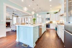 Coastal Kitchen - Home Stories A to Z
