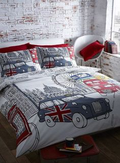 Cool UK bedsheets