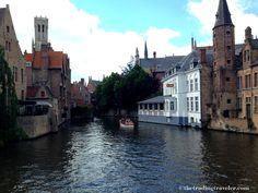 Bruges Canal tours