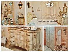 Restyling Bedroom Shabby Chic Vicky Interiors