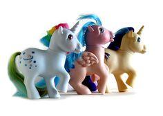 My Little Pony /  janejohn on Etsy
