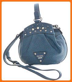 e2a32b60d Guess Adoration in Indigo - Top handle bags (*Amazon Partner-Link) Denim