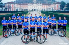 Gazprom- RusVelo presentation (Photo: Media - PezCycling News)
