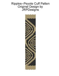Odd count #peyote pattern @jrpdesigns