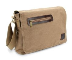 IPAD mens canvas messenger bags, cotton canvas messenger bag ...