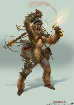 http://viralmente.blogspot.it/2012/03/steampunk-star-wars-by-bjorn-hurri.html