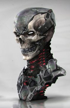 19 Ideas For Science Fiction Cyberpunk Robots Character Concept, Character Art, Zbrush Character, Science Fiction, Cyberpunk Kunst, 3d Mode, Arte Robot, Sculpture Metal, Robot Concept Art