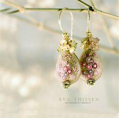 HOPE SPRINGS beautiful handmade hand-appliqued di EvaThissen