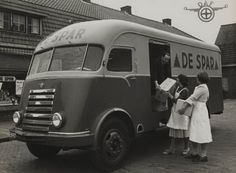 DAF Buses, Trucks, Cars, Army, e. the Netherlands I t/m 1951 Classic Trucks, Classic Cars, Holland, Mobile Shop, Transporter, Eindhoven, Commercial Vehicle, Old Cars, Tractor