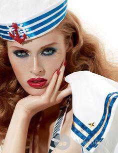 Коллекция декоративной косметики MAC Hey, Sailor!