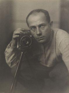 Paul Citroën, Self-Portrait, 1930