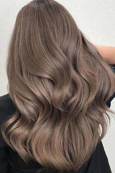 Cool Brown Hair, Light Ash Brown Hair, Ash Brown Hair Color, Brown Hair Shades, Chocolate Brown Hair Color, Light Hair, Cool Hair Color, Black Hair, Light Brown Hair Colors