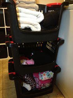 The Urge to Organize: Laundry Organization