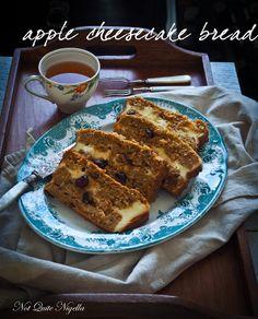 Apple Cheesecake Bread