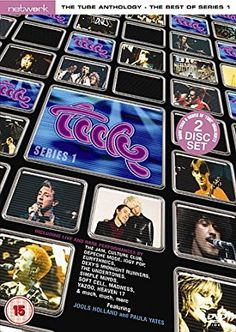 The Tube - best music show of the Showcased loads of alternative bands and allowed them to play live, unlike TOTP Heaven 17, Amazon Dvd, Jools Holland, Robert Palmer, Blu Ray Collection, The Undertones, Soft Cell, 80s Tv, Iggy Pop