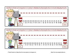 Hollywood Theme Classroom | Director / Hollywood Theme Desk Nameplates - Classroom Creations by ...