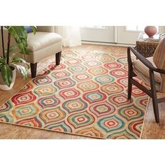 Mohawk Home Woodbridge Larache Area Rug - 7'6&quo...