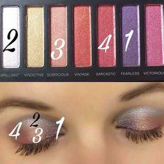 Addiction Palette #5  Eye shadow