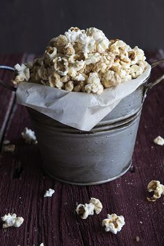Pumpkin Pie Spice popcorn is a simple and delicious recipe to satisfy your pumpkin snacking craving this fall season! Pop a batch up today!