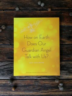 How on earth does our guardian angel talk with us?