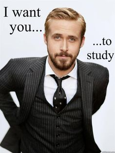 Hmmmm maybe this will help motivate me when I need to do homework.