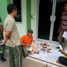 Teras Lampung: Kodim 0411 Lampung Tengah Temukan Dokumen Gafatar