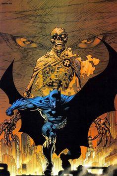 Jim Lee's Batman is one of the best renditions of the hero