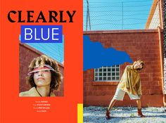 Early Blue x Stories Collective on Behance