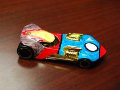 Design a Hot Wheels® Car—Staff Contest at The Children's Museum of Indianapolis