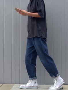 安くていいからカメラほしい♂️ shirt  S pants S shoes 27 インスタも