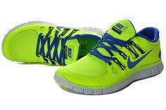 649a023c1354 2014 Nike Free 5.0 V2 Mens Fluorescence Green  cheap  nike  shoes Nike Free