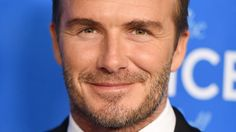 David Beckham Sews Dresses for Daughter Harper's Dolls in This Adorable Instagram