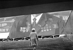 1979. Подземный переход, Ташкент. Фотограф Игорь Пальмин