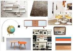coaching deco and vintage furnitures