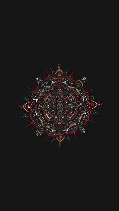 Artwork Circle Square sh ape etc. Mandala Wallpaper, Dark Wallpaper, Tumblr Wallpaper, Screen Wallpaper, Mobile Wallpaper, Wallpaper Backgrounds, Cellphone Wallpaper, Psychedelic Art, Mandala Art