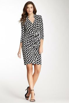 Maggy London Abstract Print Dress by Non Specific on @HauteLook