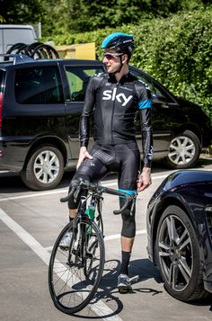 Bradley Wiggins - Sky Pro Cycling Team