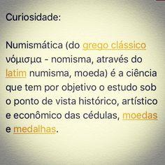 Curiosidade  #cafedamoeda #moedas #historia by cafedamoeda