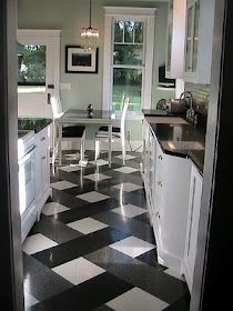 Black And White Kitchen Vinyl Flooring luxury vinyl tiles | lvt | flooring supplies | the cottage