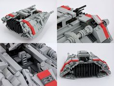 LEGO T-47 Details by Larry Lars