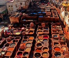 A colorful visit to Fes
