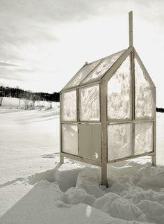 """Gartnerfuglen Arkitekter, """"Noun 1 Unavailability"""" (2013) in Telemark, Norway (or elsewhere) (photo courtesy Gartnerfuglen Arkitekter)"""