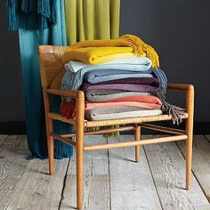 For your reading chair and/or the couch Softest Throw - Ombre