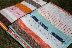 Squirly quilting lines from the front Source?