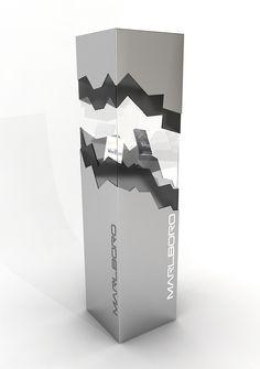 Premium display Marlboro on Behance