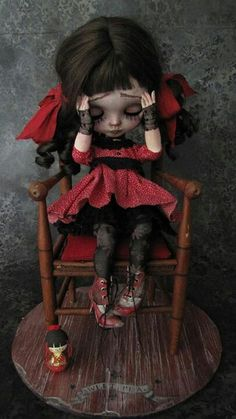 Can I please own this doll? She's amazing
