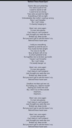Limp Bizkit - Behind Blue Eyes Lyrics | MetroLyrics