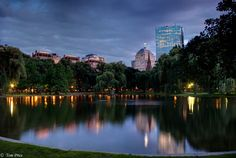 BPG at night Boston Public Garden, Marina Bay Sands, Night, Building, Travel, Color, Construction, Trips, Colour