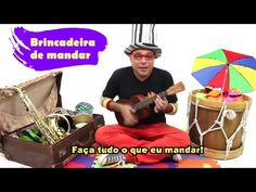Brincadeira de mandar (brincadeira musical) - Musiqueducando