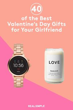 Wondering what to get your girlfriend for Valentine's Day? Skip the card this year, and shop 35 of the best Valentine's Day gifts of the year. Gifts For Your Girlfriend, Your Girlfriends, Gifts For Him, Valentines Day Date, Valentines Diy, Day Date Ideas, Best Valentine's Day Gifts, Marriage Proposals, Real Simple